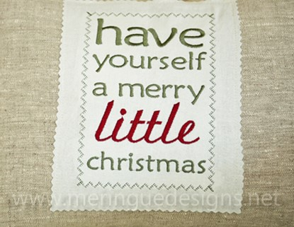 Picture of Have Yourself a Merry Little Christmas